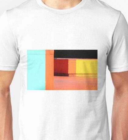 blocks of colour Unisex T-Shirt