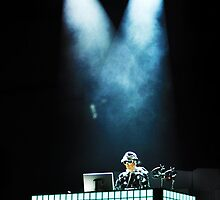 Chris Lowe, The Pet Shop Boys by Steve Briscoe