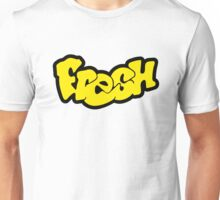 Fresh (Prince) - Yellow Unisex T-Shirt
