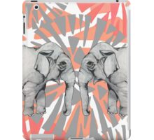 Elephant Mirror iPad Case/Skin