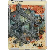 SPIDERS WEB iPad Case/Skin