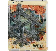 SPIDERS WEB iPad Case/Skin