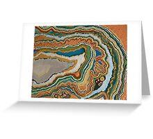 Lichen Greeting Card