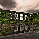 County Armagh Viaduct by Alan McMorris