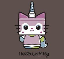 Hello Unikitty One Piece - Short Sleeve