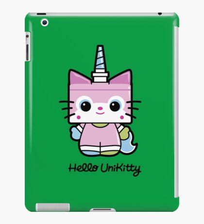 Hello Unikitty iPad Case/Skin