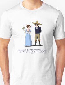 Pride and Prejudice and Tacos T-Shirt