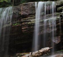 Cave Falls Flow Sticker