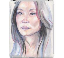 Joan Watson iPad Case/Skin