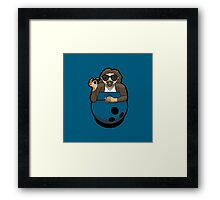 Pocket Dude (04) Framed Print