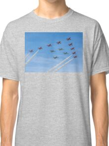 Red Arrows and Eagle Squadron Team Classic T-Shirt