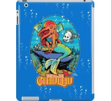 The Little Cthulhu iPad Case/Skin