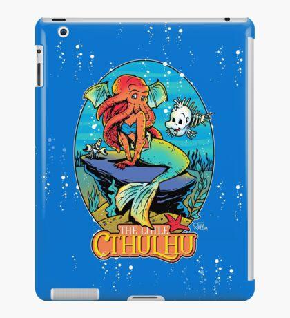 The Little Cthulhu iPad Case/Skin