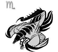 DoubleZodiac - Scorpio Rooster by Disasters