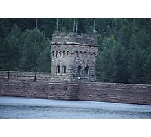 lady bower tower derbyshire Photographic Print