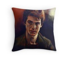 So where is he? Throw Pillow