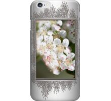 Aronia Blossoms iPhone Case/Skin