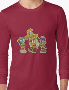 Just Messing Around- TMNT  Long Sleeve T-Shirt