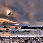 Oregon beaches by pdsfotoart