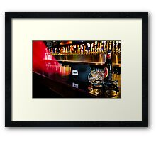 Flying Under The Influence - FUI Framed Print