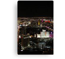The Stratosphere- Las Vegas, Nevada Canvas Print