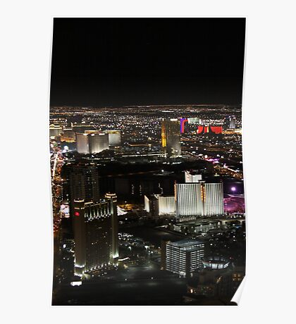 The Stratosphere- Las Vegas, Nevada Poster
