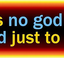 No God to be Good by Michelle Albert