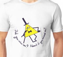Gravity Falls - Bill Unisex T-Shirt