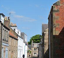 N. Castle St. St. Andrews by Cathy Jones