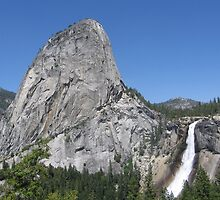 Nevada Falls (John Muir Trail) Yosemite National Park, CA by MPK  Productions