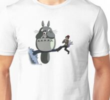 Totoro and the Doctor's Midnight Musicale Unisex T-Shirt