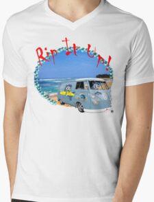 Surfin Safari! Mens V-Neck T-Shirt