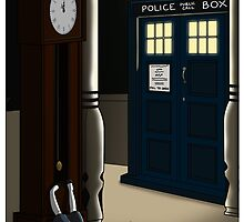 Do You Want To Meet a Time Lord? by mikaelaK