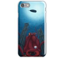 Two of Wands iPhone Case/Skin
