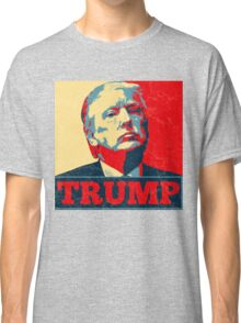 Vote TRUMP - Donald Trump in 2016 - Shepard Fairey Style - Make America Great Again Classic T-Shirt