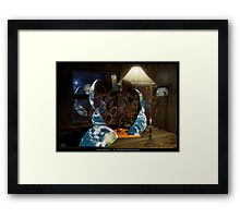Out of Warranty Framed Print