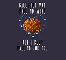 Gallifrey May Fall No More T-Shirt
