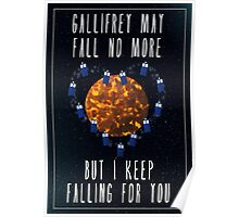 Gallifrey May Fall No More Poster
