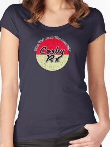 Cosby Rx Women's Fitted Scoop T-Shirt