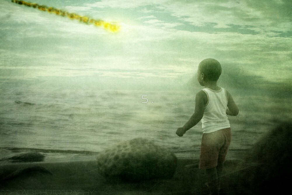 Explosions in the sky... by S .