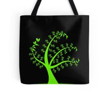 Art tree Tote Bag