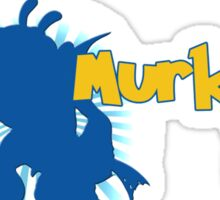 Who's that Murky? Sticker