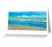 Endless Tides Greeting Card