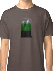 Neutrois Pride Police Box Classic T-Shirt