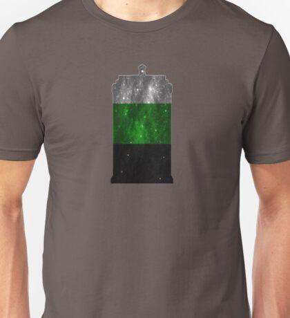 Neutrois Pride Police Box Unisex T-Shirt