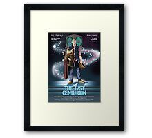 The Last Centurion Framed Print