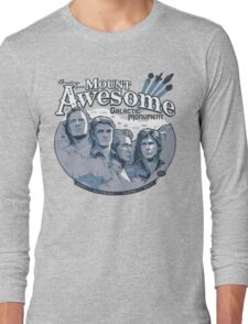 Mt. Awesome Long Sleeve T-Shirt