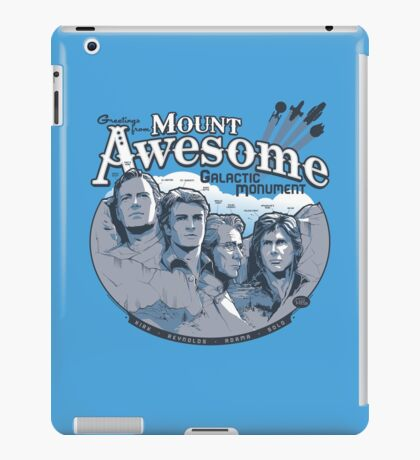 Mt. Awesome iPad Case/Skin