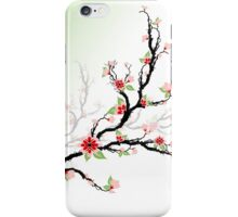 Cherry Blossoms Tree iPhone Case/Skin