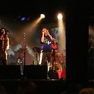 Peter Combe - Christmas at The Corner Hotel by byronC